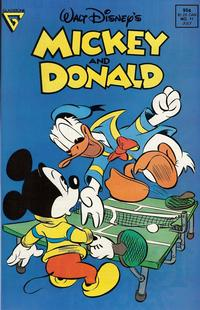 Cover Thumbnail for Walt Disney's Mickey and Donald (Gladstone, 1988 series) #11