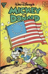 Cover Thumbnail for Walt Disney's Mickey and Donald (Gladstone, 1988 series) #14