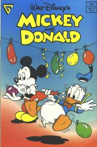 Cover Thumbnail for Walt Disney's Mickey and Donald (Gladstone, 1988 series) #15