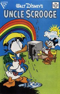 Cover Thumbnail for Walt Disney's Uncle Scrooge (Gladstone, 1986 series) #214