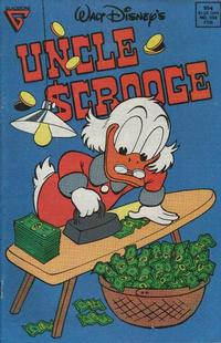 Cover Thumbnail for Walt Disney's Uncle Scrooge (Gladstone, 1986 series) #233 [Direct]