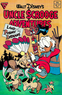 Cover Thumbnail for Walt Disney's Uncle Scrooge Adventures (Gladstone, 1987 series) #10
