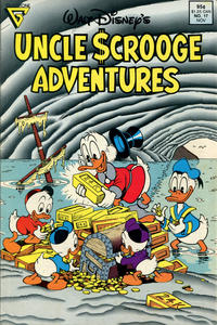 Cover Thumbnail for Walt Disney's Uncle Scrooge Adventures (Gladstone, 1987 series) #17
