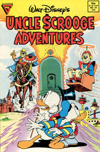 Cover Thumbnail for Walt Disney's Uncle Scrooge Adventures (Gladstone, 1987 series) #19 [Direct]