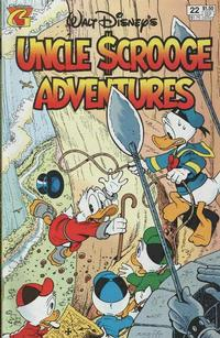 Cover Thumbnail for Walt Disney's Uncle Scrooge Adventures (Gladstone, 1993 series) #22