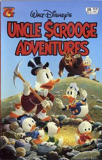 Cover Thumbnail for Walt Disney's Uncle Scrooge Adventures (Gladstone, 1993 series) #26