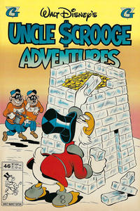 Cover Thumbnail for Walt Disney's Uncle Scrooge Adventures (Gladstone, 1993 series) #46
