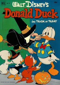 Cover Thumbnail for Donald Duck (Dell, 1952 series) #26