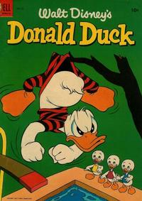 Cover Thumbnail for Donald Duck (Dell, 1952 series) #31