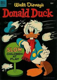 Cover Thumbnail for Donald Duck (Dell, 1952 series) #39