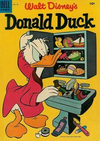 Cover Thumbnail for Donald Duck (Dell, 1952 series) #40