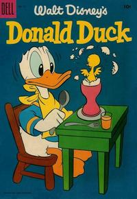 Cover Thumbnail for Donald Duck (Dell, 1952 series) #41