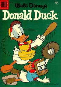 Cover Thumbnail for Walt Disney's Donald Duck (Dell, 1952 series) #49