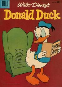 Cover Thumbnail for Walt Disney's Donald Duck (Dell, 1952 series) #52