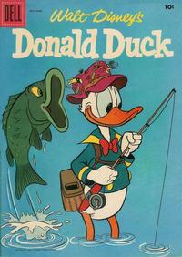 Cover Thumbnail for Donald Duck (Dell, 1952 series) #54