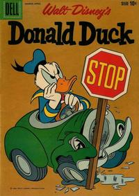 Cover Thumbnail for Donald Duck (Dell, 1952 series) #64