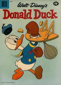 Cover Thumbnail for Donald Duck (Dell, 1952 series) #76