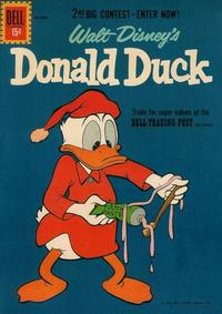 Cover Thumbnail for Donald Duck (Dell, 1952 series) #79