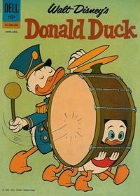 Cover Thumbnail for Donald Duck (Dell, 1952 series) #83