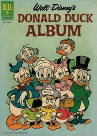 Cover Thumbnail for Donald Duck Album (Dell, 1962 series) #01204-207