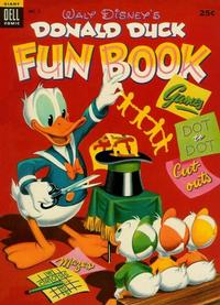 Cover Thumbnail for Donald Duck Fun Book (Dell, 1953 series) #2