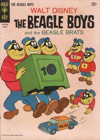 Cover Thumbnail for Walt Disney The Beagle Boys (Western, 1964 series) #7