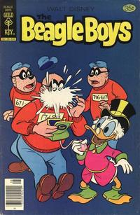 Cover Thumbnail for Walt Disney The Beagle Boys (Western, 1964 series) #43 [Gold Key]