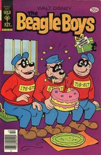 Cover Thumbnail for Walt Disney The Beagle Boys (Western, 1964 series) #45 [Gold Key variant]
