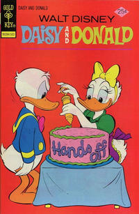 Cover Thumbnail for Walt Disney Daisy and Donald (Western, 1973 series) #9