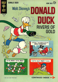 Cover Thumbnail for Donald Duck (Western, 1962 series) #89
