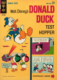 Cover Thumbnail for Donald Duck (Western, 1962 series) #90