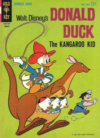 Cover Thumbnail for Donald Duck (Western, 1962 series) #92