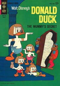 Cover Thumbnail for Donald Duck (Western, 1962 series) #93