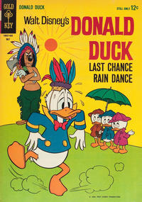 Cover Thumbnail for Donald Duck (Western, 1962 series) #94