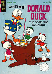 Cover Thumbnail for Donald Duck (Western, 1962 series) #95
