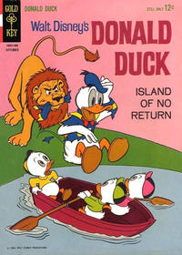 Cover Thumbnail for Donald Duck (Western, 1962 series) #97