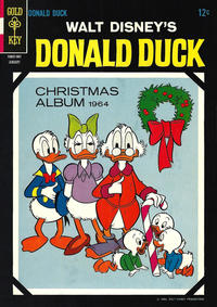 Cover Thumbnail for Donald Duck (Western, 1962 series) #99