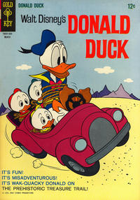 Cover Thumbnail for Donald Duck (Western, 1962 series) #100