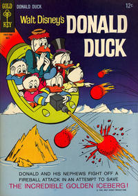 Cover Thumbnail for Donald Duck (Western, 1962 series) #101