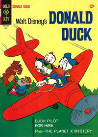 Cover Thumbnail for Donald Duck (Western, 1962 series) #102