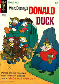 Cover Thumbnail for Donald Duck (Western, 1962 series) #104