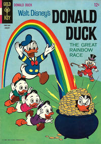 Cover Thumbnail for Donald Duck (Western, 1962 series) #105