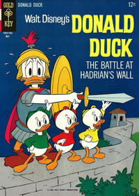 Cover Thumbnail for Donald Duck (Western, 1962 series) #107