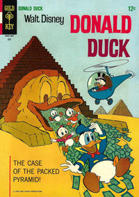 Cover Thumbnail for Donald Duck (Western, 1962 series) #108
