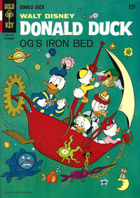 Cover Thumbnail for Donald Duck (Western, 1962 series) #109