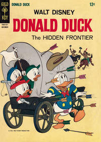 Cover Thumbnail for Donald Duck (Western, 1962 series) #110