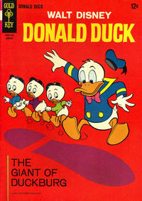 Cover Thumbnail for Donald Duck (Western, 1962 series) #111