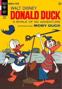 Cover Thumbnail for Donald Duck (Western, 1962 series) #112