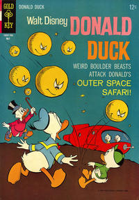Cover Thumbnail for Donald Duck (Western, 1962 series) #113