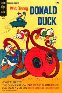 Cover Thumbnail for Donald Duck (Western, 1962 series) #118